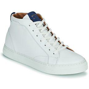 Ψηλά Sneakers Schmoove SPARK MID ΣΤΕΛΕΧΟΣ: Δέρμα αγελάδας & ΕΠΕΝΔΥΣΗ: Δέρμα / ύφασμα & ΕΣ. ΣΟΛΑ: Δέρμα & ΕΞ. ΣΟΛΑ: Καουτσούκ