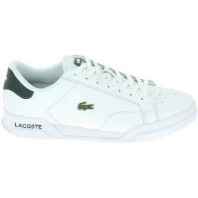 Xαμηλά Sneakers Lacoste Twin Serve Blanc Vert [COMPOSITION_COMPLETE]