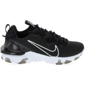 Xαμηλά Sneakers Nike React Vision Noir Blanc 1010476480014 [COMPOSITION_COMPLETE]