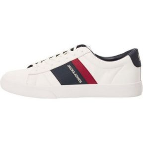 Xαμηλά Sneakers Jack & Jones 12185334 JFWMISTRY PU BRIGHT WHITE NOOS BRIGHT WHITE [COMPOSITION_COMPLETE]