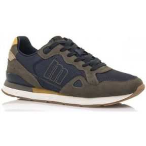 Xαμηλά Sneakers MTNG ZAPATILLAS HOMBRE AZUL 84013 [COMPOSITION_COMPLETE]