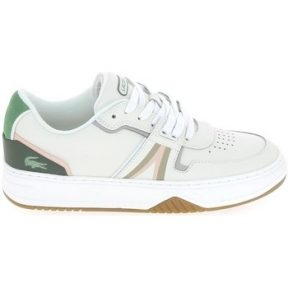Xαμηλά Sneakers Lacoste L001 Blanc Vert [COMPOSITION_COMPLETE]