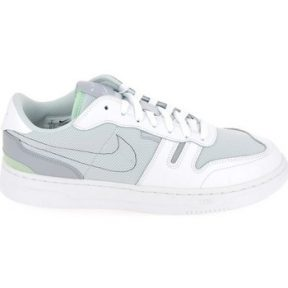 Xαμηλά Sneakers Nike Squash Type Gris Blanc 1009783480015 [COMPOSITION_COMPLETE]