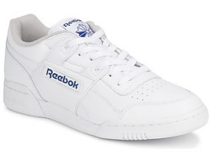 Xαμηλά Sneakers Reebok Classic WORKOUT PLUS ΣΤΕΛΕΧΟΣ: Δέρμα & ΕΠΕΝΔΥΣΗ: Ύφασμα & ΕΣ. ΣΟΛΑ: Ύφασμα & ΕΞ. ΣΟΛΑ: Καουτσούκ