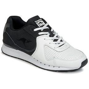Xαμηλά Sneakers Kangaroos COIL-R2 TONE ΣΤΕΛΕΧΟΣ: Δέρμα / ύφασμα & ΕΠΕΝΔΥΣΗ: Ύφασμα & ΕΣ. ΣΟΛΑ: Ύφασμα & ΕΞ. ΣΟΛΑ: Συνθετικό