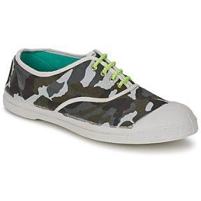 Xαμηλά Sneakers Bensimon TENNIS CAMOFLUO ΣΤΕΛΕΧΟΣ: Ύφασμα & ΕΠΕΝΔΥΣΗ: Ύφασμα & ΕΣ. ΣΟΛΑ: Ύφασμα & ΕΞ. ΣΟΛΑ: Καουτσούκ