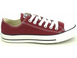 Xαμηλά Sneakers Converse All Star B Bordeaux