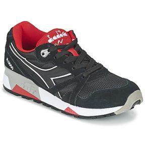 Xαμηλά Sneakers Diadora N9000 NYLON II ΣΤΕΛΕΧΟΣ: Δέρμα / ύφασμα & ΕΠΕΝΔΥΣΗ: Ύφασμα & ΕΣ. ΣΟΛΑ: Ύφασμα & ΕΞ. ΣΟΛΑ: Καουτσούκ