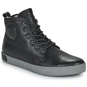 Ψηλά Sneakers Blackstone JIVIDETTE ΣΤΕΛΕΧΟΣ: Δέρμα & ΕΠΕΝΔΥΣΗ: Με γούνα & ΕΣ. ΣΟΛΑ: Με γούνα & ΕΞ. ΣΟΛΑ: Καουτσούκ