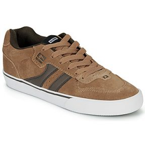 Xαμηλά Sneakers Globe ENCORE-2 ΣΤΕΛΕΧΟΣ: Δέρμα και συνθετικό & ΕΠΕΝΔΥΣΗ: Ύφασμα & ΕΣ. ΣΟΛΑ: Συνθετικό & ΕΞ. ΣΟΛΑ: Καουτσούκ