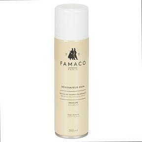 Φροντίδα Famaco Aérosol «Rénovateur Daim» incolore 250 ml