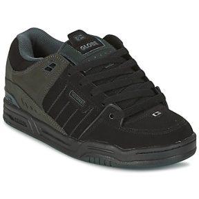 Xαμηλά Sneakers Globe FUSION ΣΤΕΛΕΧΟΣ: Δέρμα & ΕΠΕΝΔΥΣΗ: Ύφασμα & ΕΣ. ΣΟΛΑ: Συνθετικό & ΕΞ. ΣΟΛΑ: Καουτσούκ