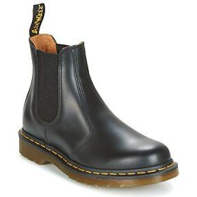 Μπότες Dr Martens 2976 ΣΤΕΛΕΧΟΣ: Δέρμα & ΕΠΕΝΔΥΣΗ: Δέρμα / ύφασμα & ΕΣ. ΣΟΛΑ: Ύφασμα & ΕΞ. ΣΟΛΑ: Συνθετικό