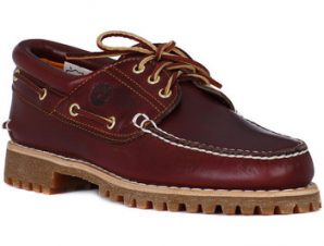 Boat shoes Timberland TRADITIONAL 3 EYE [COMPOSITION_COMPLETE]