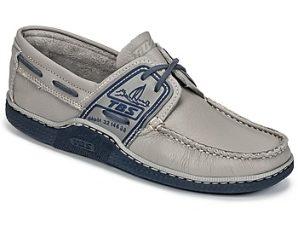 Boat shoes TBS GLOBEK ΣΤΕΛΕΧΟΣ: Δέρμα & ΕΣ. ΣΟΛΑ: Δέρμα & ΕΞ. ΣΟΛΑ: Καουτσούκ
