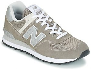 Xαμηλά Sneakers New Balance ML574 ΣΤΕΛΕΧΟΣ: Δέρμα / ύφασμα & ΕΠΕΝΔΥΣΗ: Ύφασμα & ΕΣ. ΣΟΛΑ: Ύφασμα & ΕΞ. ΣΟΛΑ: Συνθετικό