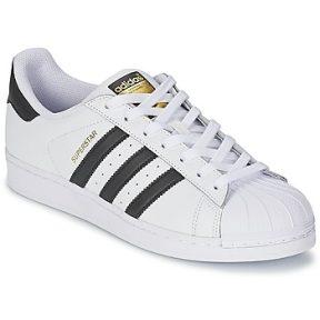 Xαμηλά Sneakers adidas SUPERSTAR ΣΤΕΛΕΧΟΣ: Δέρμα & ΕΠΕΝΔΥΣΗ: Ύφασμα & ΕΣ. ΣΟΛΑ: Ύφασμα & ΕΞ. ΣΟΛΑ: Καουτσούκ