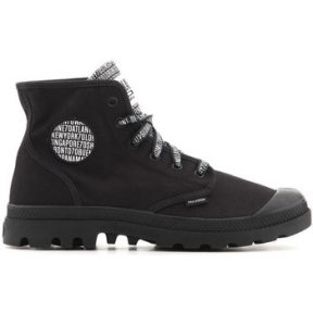 Ψηλά Sneakers Palladium Pampa Hi 72352-082-M